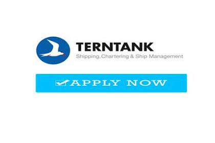 Career At Terntank Oil Tanker Shipping Company (Worldwide Jobs)