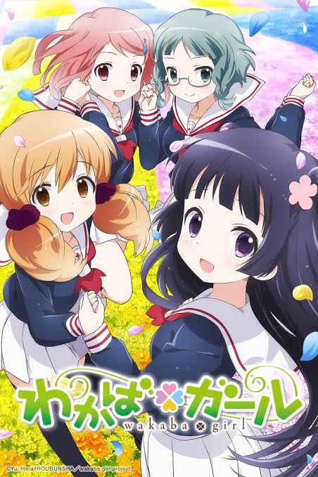 Wakaba Girl (1-13) Sub Indo Batch Download