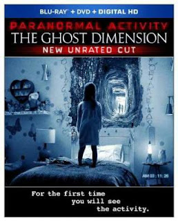 Paranormal Activity The Ghost Dimension (2015) UNRATED BluRay 720p 1GB [Hindi Org DD 5.1 - English] MKV