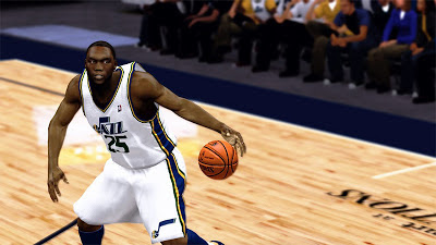 NBA 2K13 Al Jefferson Player Update