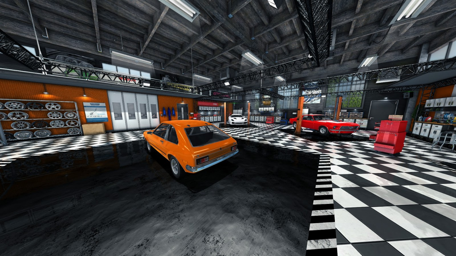 CyborgBlog: Car Mechanic Simulator 2015-Performance DLC