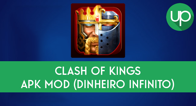 Clash Of Kings APK MOD HACK (Dinheiro Infinito)