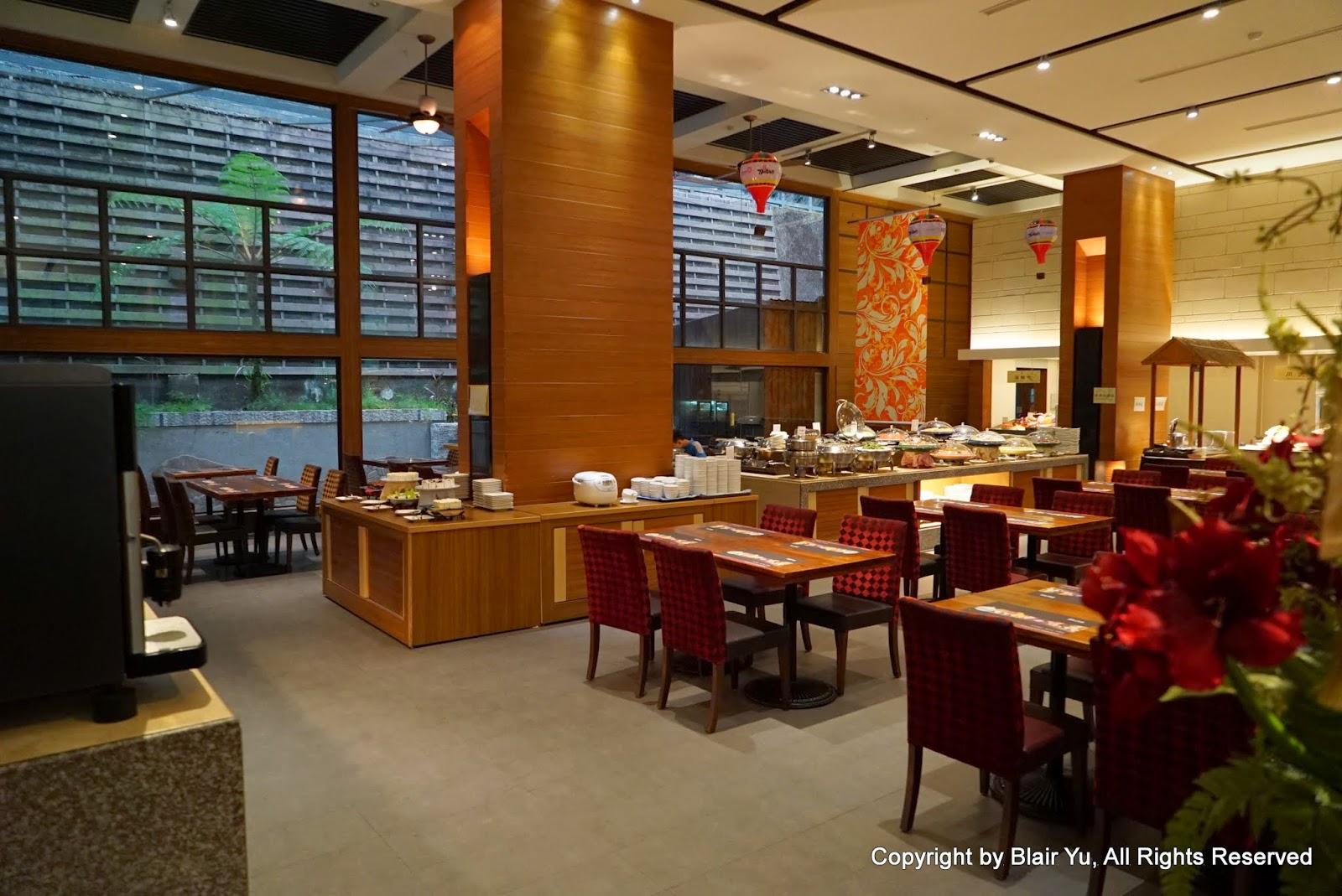 Blair and Kate's 旅遊與美食: 知本 富野溫泉休閒會館 Part 2: 餐廳篇