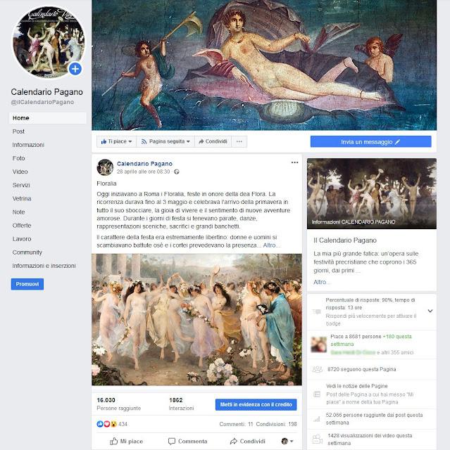 https://www.facebook.com/ilCalendarioPagano