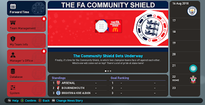 PES 2019 ML Graphics The FA Community Shield by DarkEagle