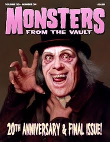 MONSTERS FROM THE VAULT