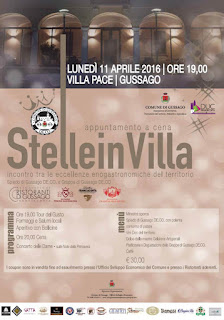 Stelle in Villa 2016 gussago