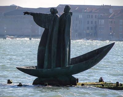 Barque of Dante, Venice