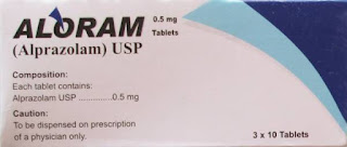aloram 0.5mg tablet