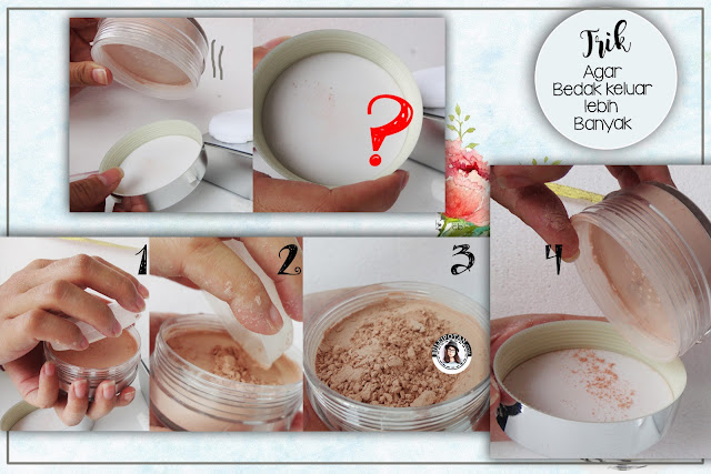 REVIEW+ULTIMA+II+LOOSE+POWDER+CREME+FOUNDATION