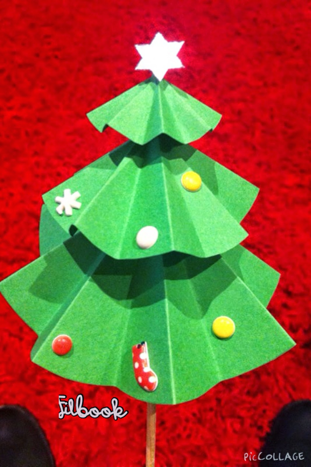 Decore Une Petit Maison En Carton Pour Noel