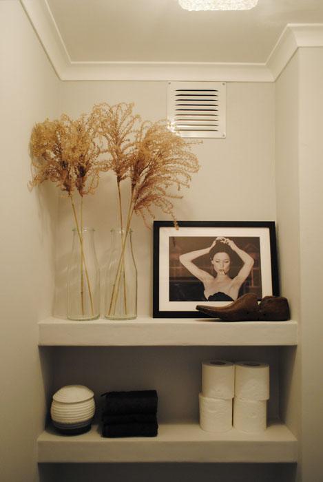 Dutch design on a budget le toilet il est pr t - Decoratie van wc ...