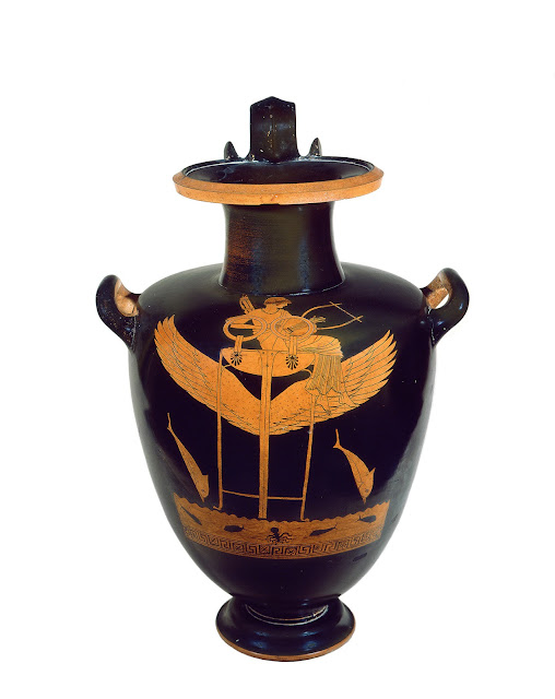 'The Berlin Painter and His World: Athenian Vase-Painting in the Early Fifth Century BC' at the Princeton University Art Museum