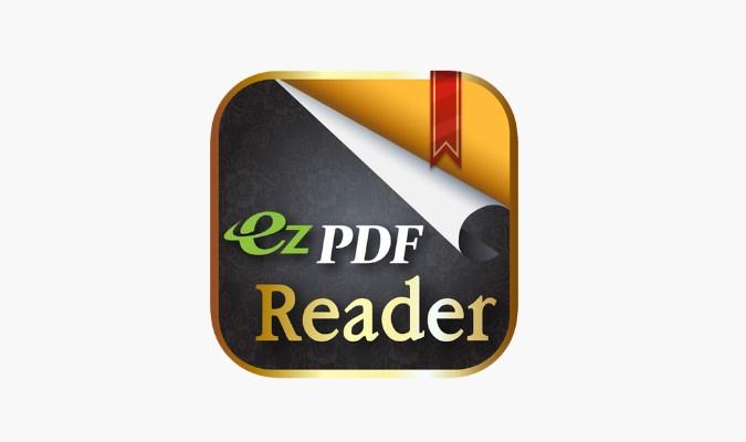 Aplikasi PDF Reader Terbaik tuk Android - ezPDF Reader