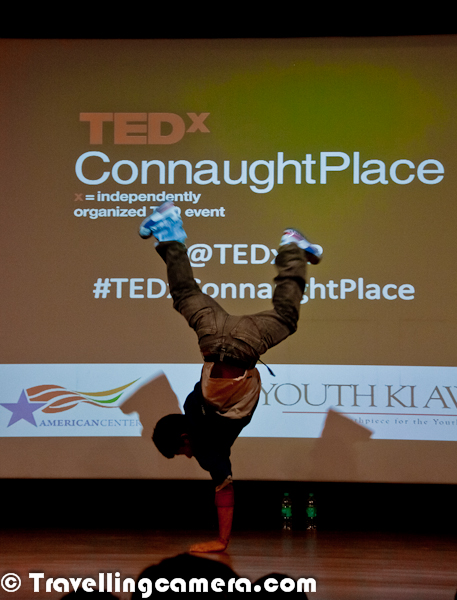 TEDx Connaught Place on 'Impacting Issues we Ignore' theme ...