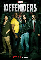 The Defenders Series Poster 3