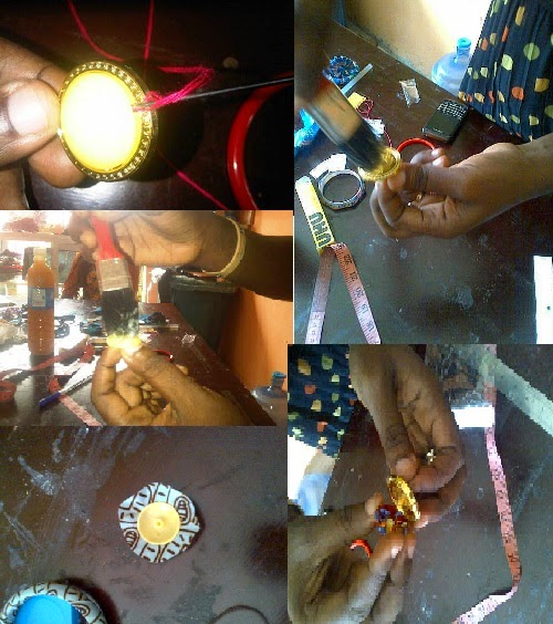 how to make ankara products in  pictures