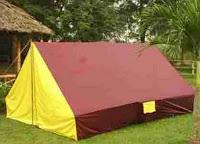sebatas patok tenda