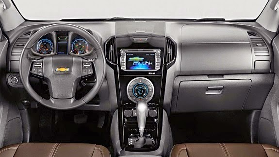 carro novo chevrolet Trailblazer 2015