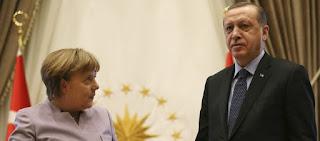Ο Ρ.Τ.Ερντογάν «έκαψε» την παρέμβαση της Α.Μέρκελ για τους 2 Έλληνες στρατιωτικούς