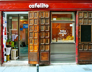Cafelito Madrid
