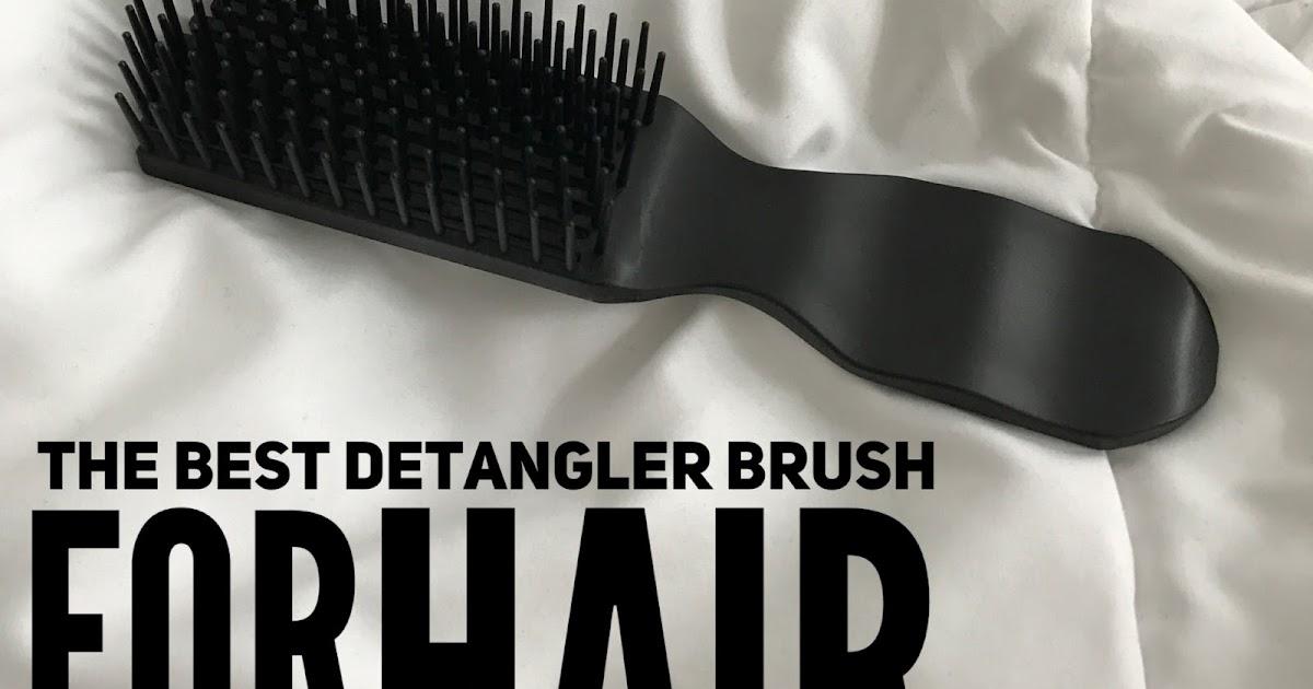 Best Natural Hair Detangler For Fine Hair