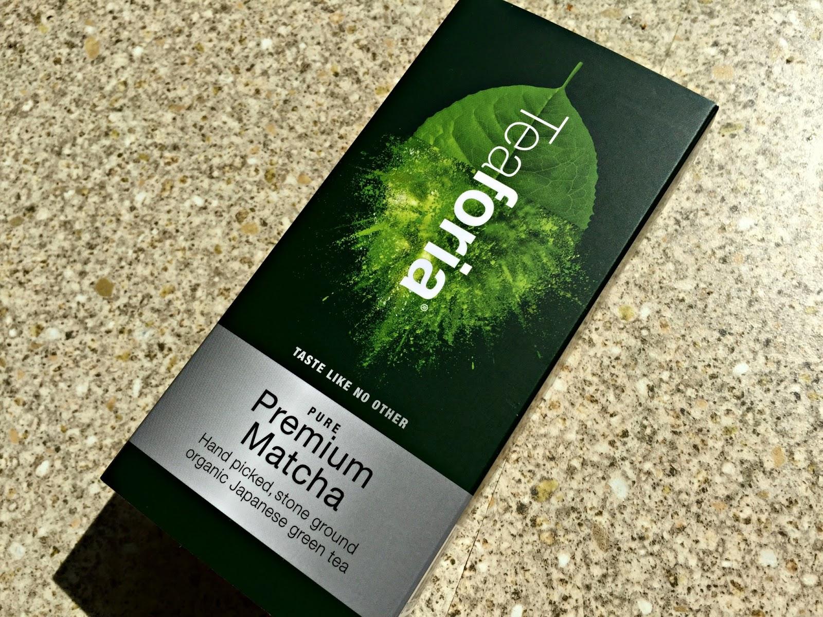 Teaforia Premium Matcha Tea