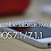 Compatible & Working Cydia iOS 7.1.X / 7.1.2 Jailbreak Tweaks & Apps List