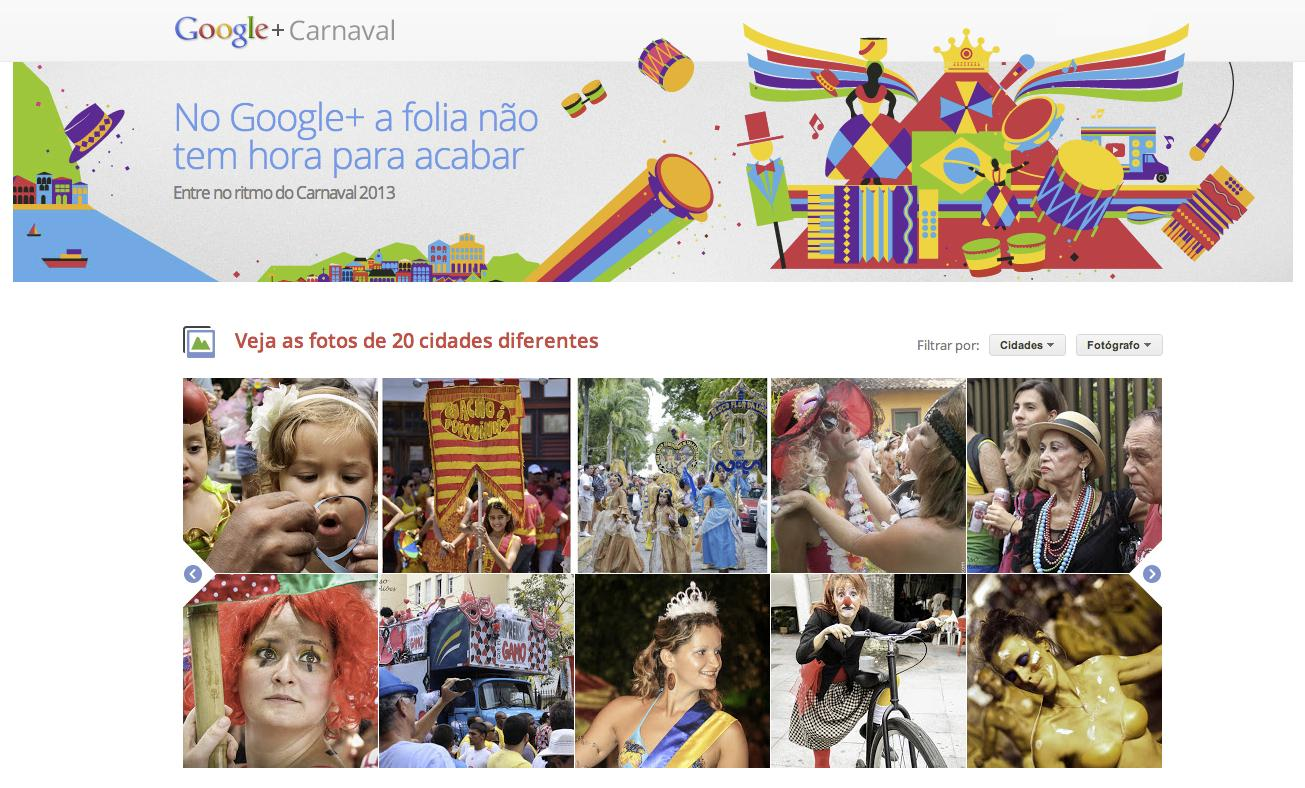 official google blog google and brazil celebrate carnival 2013