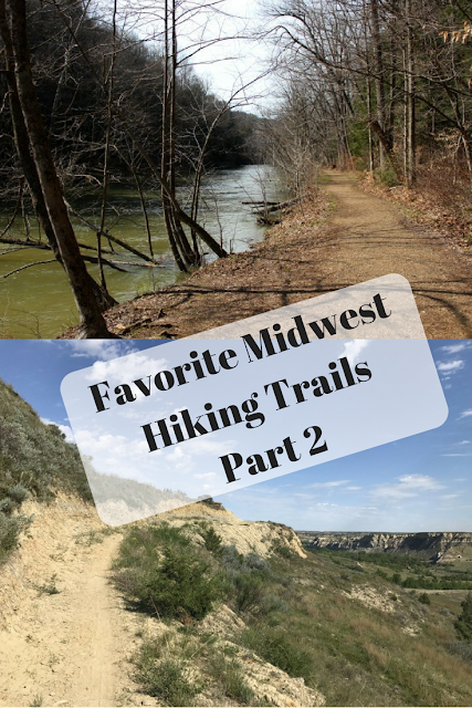 Favorite Hiking Trails of the Midwest