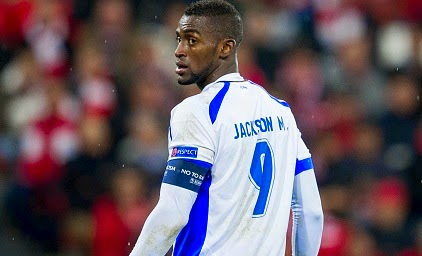Tottenham are set to land Jackson Martinez
