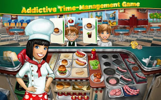 Cooking Fever Apk v2.3 Mod (Unlimited Coins/Gems)