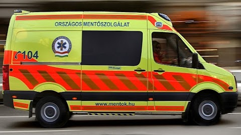 Több mint ötezer riasztást kaptak a mentők karácsonykor