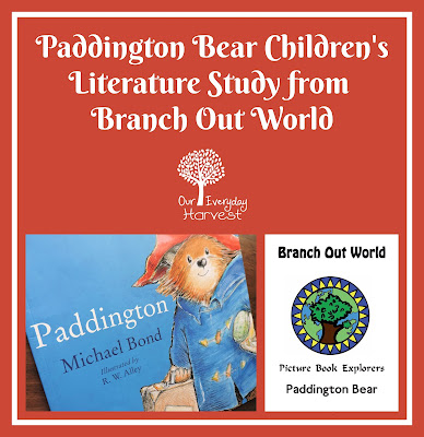 Paddington Bear Children's Literature Study