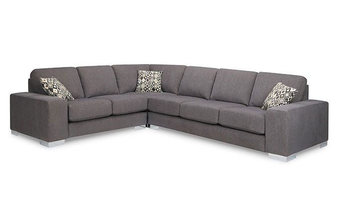 Modern Comfy Sectional