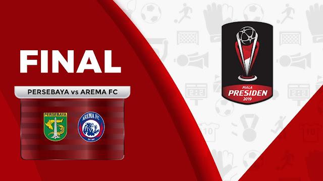Tiket Online Persebaya Vs Arema Fc Di Final Piala Presiden 2019
