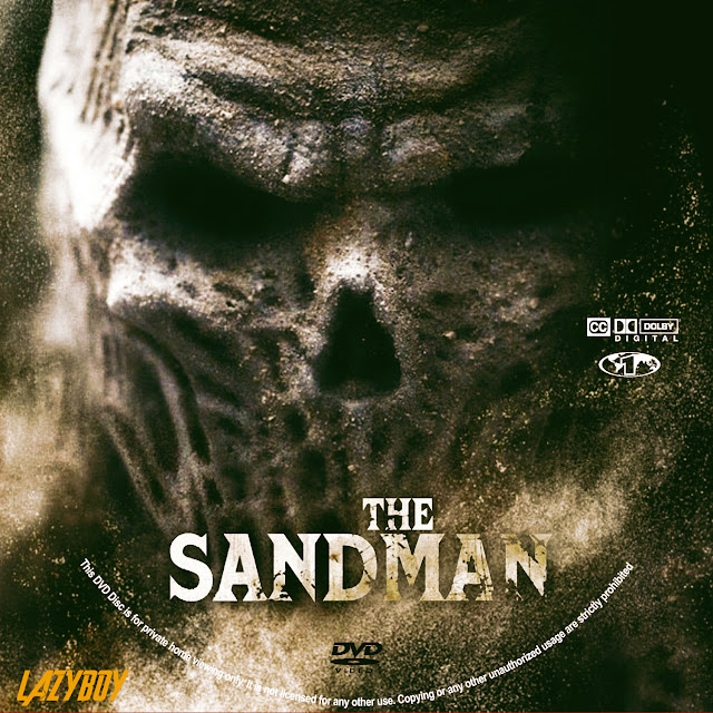 The Sandman DVD Label