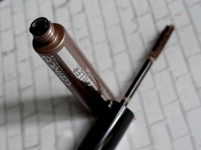 Catrice Eyebrow Filler Perfecting and Shaping Gel in Light Brown