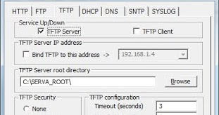 Create a PXE boot server with Serva - NETWORKSTIP Networking