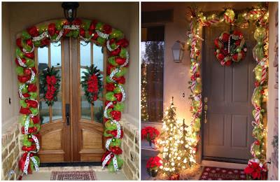 puertas-navideñas-decoradas