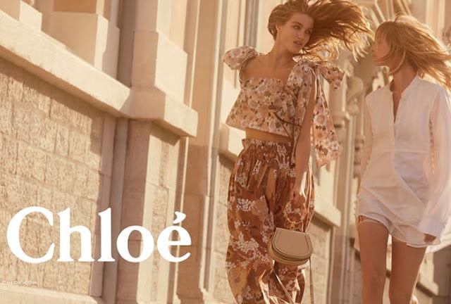 Chloe Spring 2017 Ad Campaign
