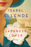 The Japanese Lover by Isabel Allende book cover and review