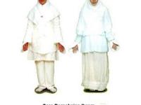 Cara memakai kain ihram untuk laki – laki