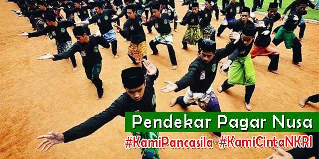 Image result for Tiga Juta Pendekar Pagar Nusa Siap Hadapi ISIS