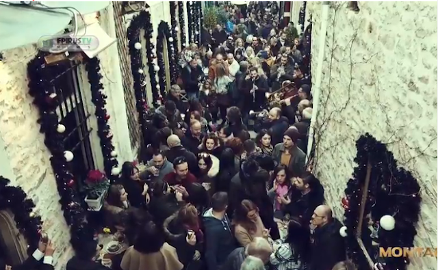 Γιάννενα: Να ...Γιατί Και Τα Φετινά Χριστούγεννα Ήταν Αξέχαστα Στα Ιωάννινα [Βίντεο]
