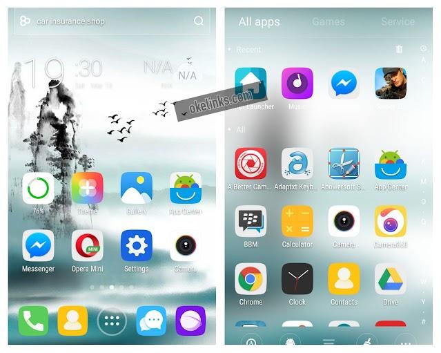 Download aplikasi launcher android yang cepat dan hemat baterai