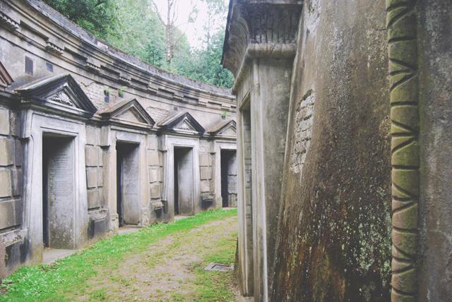 Highgate Cemetery Lebanon Circle