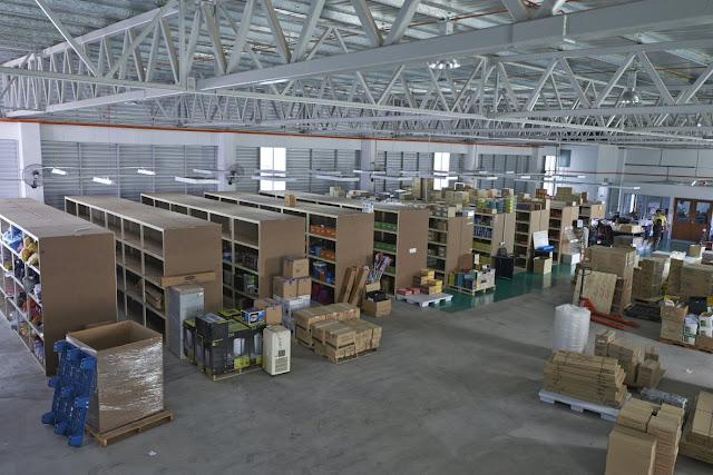 Atoz warehouse