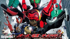 Ảnh trong phim OOO Den-O All Riders: Lets Go Kamen Riders 1