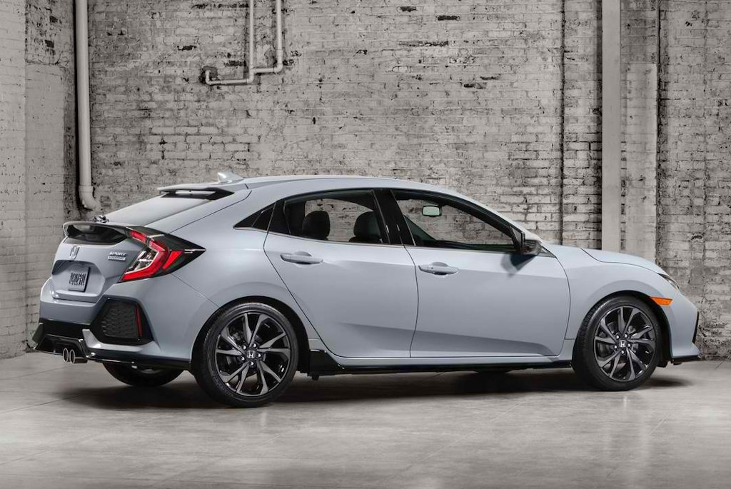 new car releases 2016 philippinesHonda Unveils Civic Hatchback and It Could Arrive in the
